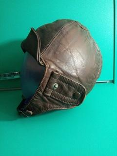 Лётный шлем