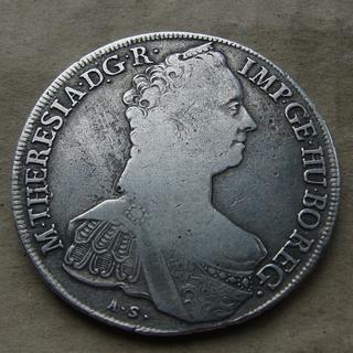 Талер  Марии Терезии . Оригинал.1765