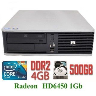 Системный блок HP 7900 SFF q9400/DDR2 4Gb/500Gb/GT310 512Mb