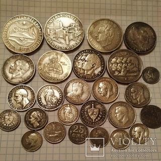 Монети держав світу 26 штук
