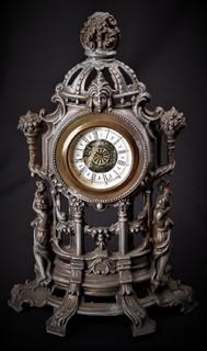Часы настольные , каминные, механика. Германия
