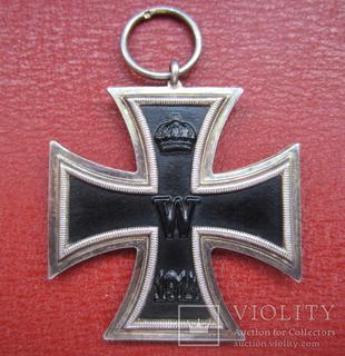 Железный Крест 2 Класса, Первая Мировая Война.