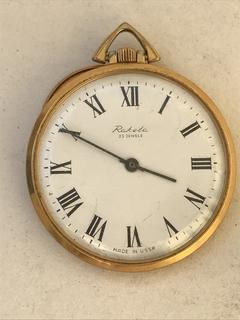 Часы позолоченные ракета ау20