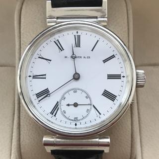 Часы-марьяж H.Moser