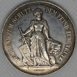 5 франков 1885 гг. Серебро. 25,02 г.