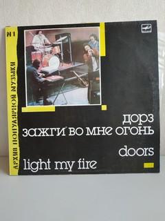 Пластинка The Doors.