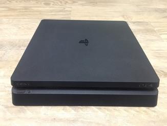 Игровая приставка Sony PlayStation 4 slim 1TB (с аккаунтом и играми)