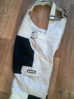 Columbia(Камбоджа) - фирменные спорт штаны разм.L