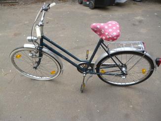 Велосипед дамка на 3 передачі   на 26 кол.  з Німеччини