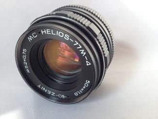 Объектив Helios-77M-4