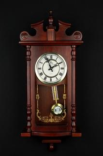 Настенные маятниковые часы Meister-Anker Quartz. Германия (0429)
