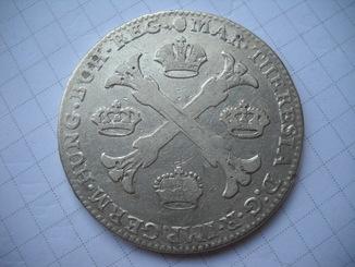 Кроненталер 1764  г