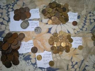 608 Монет Португалии + 61 Испания. лот 1