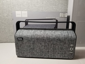 Портативная bluetooth колонка Hoco BS10 Dibu desktop wireless