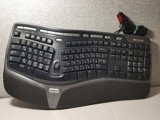Клавиатура Microsoft Ergonomic 4000