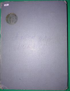 Старый альбом с марками Великобритании, Ирландии > 1000 марок