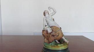 """""""Менада (Вакханка),с виноградными гроздьями"""".Франция, сер.XIX века."""