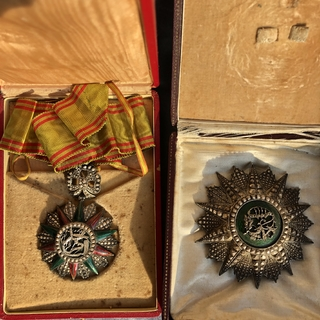 Ордена Славы Тунис
