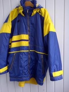 Спортивная куртка CRAZY WAVE 54 р