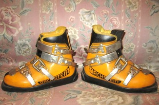 Лыжные ботинки 31 размер ( 18 см )