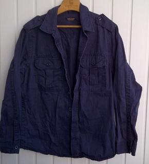 Рубашка, куртка-ветровка ZARA young XL