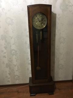 Напольний годинник 1926 рік