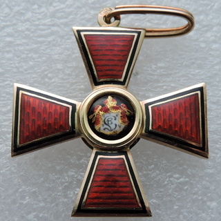 Орден Св. Владимира 4-й степени