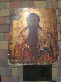 Икона Св. Харлампий