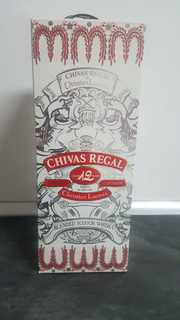 Виски Кристиан Лакруа. Chivas Regal