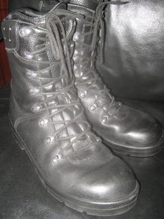 Ботинки немецкие Бундесвер BW2005. Берцы Bundeswehr 2005 (Германия) р.285/110 лот №42(2)