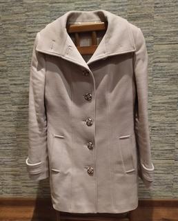 Женское стильное полу пальто