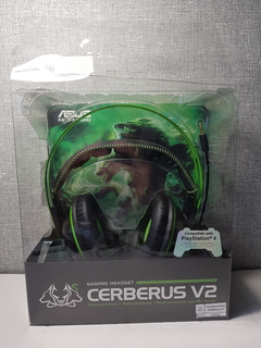 Игровые наушники Asus CERBERUS V2 Оригинал Новые