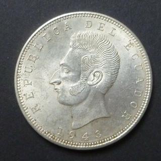Эквадор 1943 г