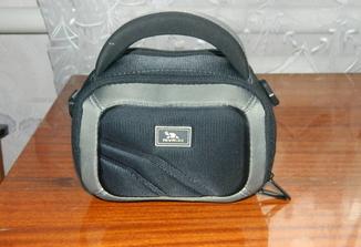 Сумка для фотоаппарата Riva Case 7124-L (PS) Grey