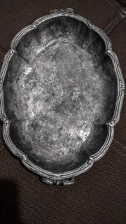 Старинное блюдо (серебро)