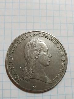 1 Талер 1793 Мілан