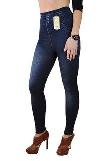 Лосины джинсовые зима/осень размер 46-52