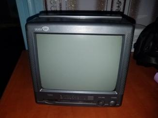 Телевізор Silver rx-5070 на 12 вольт