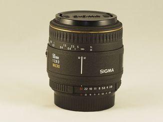 Sigma AF 50mm f2.8D EX Macro