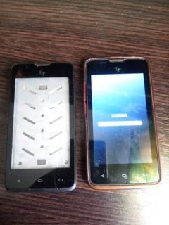 Два телефони Fly iq449