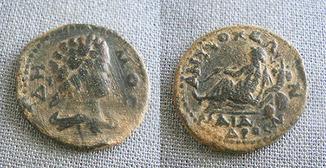 Кария, Антиохия-на-Меандре, псевдо-автономный чекан