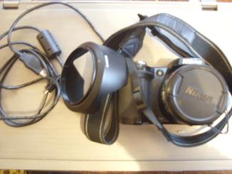 Полупрофессиональный Nikon Coolpix L110