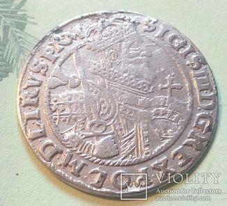 Польша. Коронный Орт Сигизмунда III. 1622 год. Быгдощ.