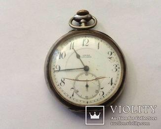 Серебряные Карманные Часы Union на восстановление или запчасти