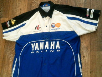 Yamaha rasing - спорт тениска