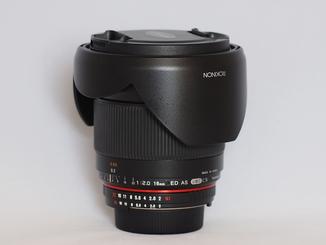 Rokinon f2/16mm ED AS UMC CS