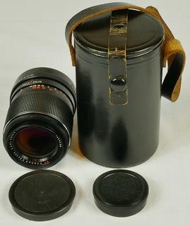 Carl Zeiss Jena DDR MC Sonnar 135mm f3.5 резьба M42