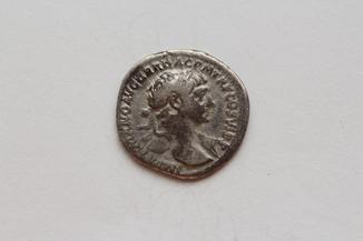 Траян денарий  RIC 287