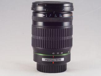 SMC Pentax DA f4/16-45mm ED AL