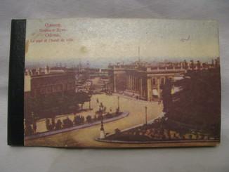 План Одессы 1910 года.